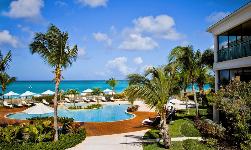 Hotel Turks & Caicos – The Sands at Grace Bay