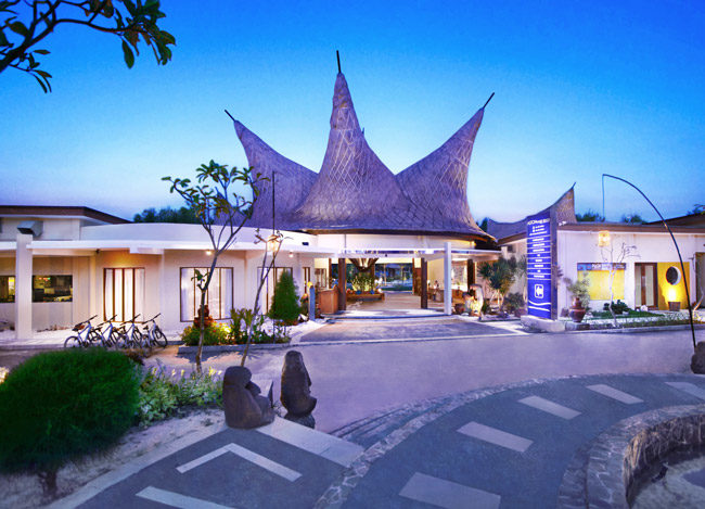 Hotel Trawangan e Lembongan – ASTON SUNSET BEACH RESORT