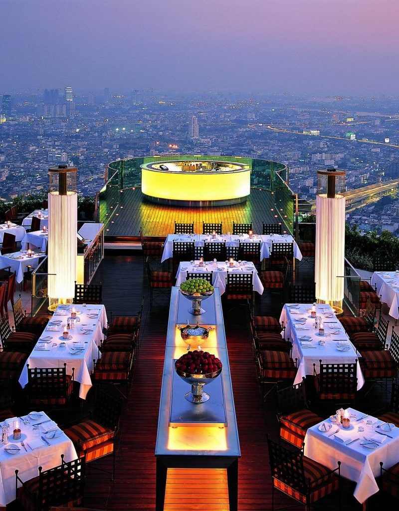 Hotel Bangkok – LEBUA AT STATE TOWER