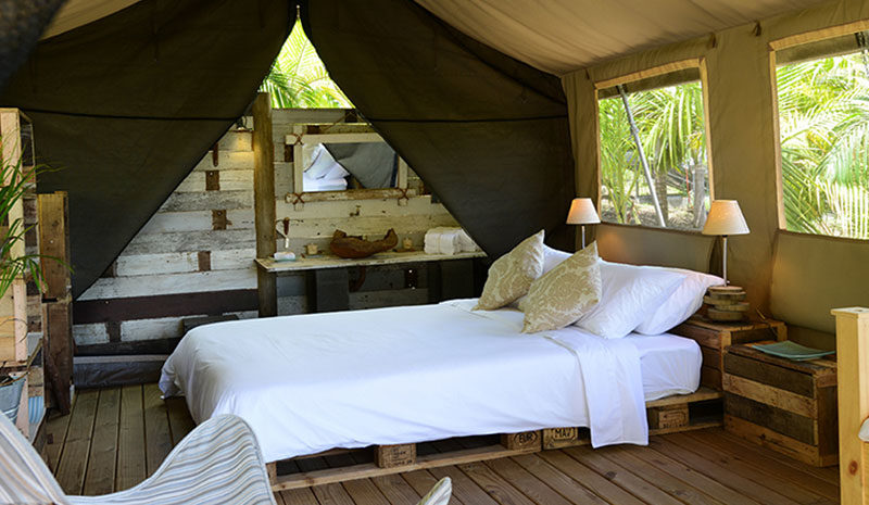 Hotel Mauritius – Otentic Eco Tent Experience Glamping