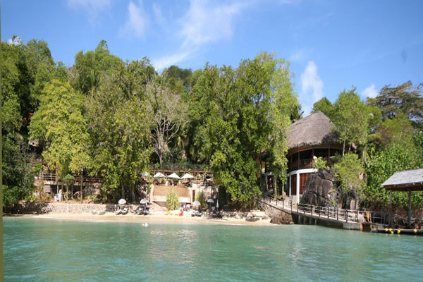 Hotel Private Island – Cerf Island Lodge