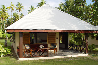 Hotel Private Island – Bird island Lodge