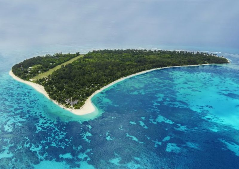 Hotel Private Island – Denis Island