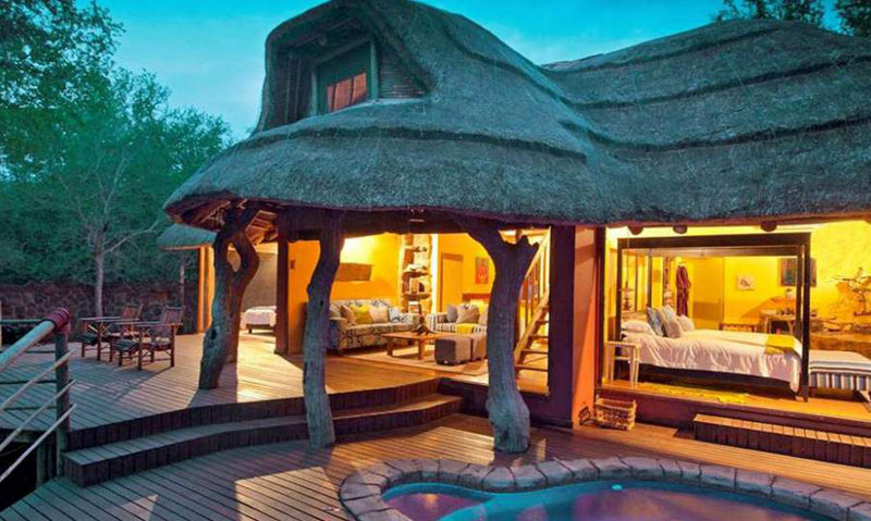 Hotel Kruger e Riserve private – Jaci's Lodge