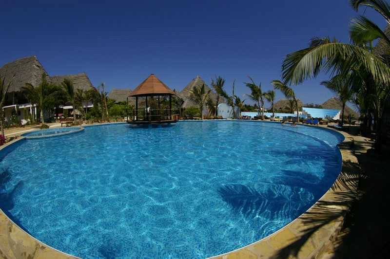 Hotel WATAMU – JACARANDA BEACH RESORT