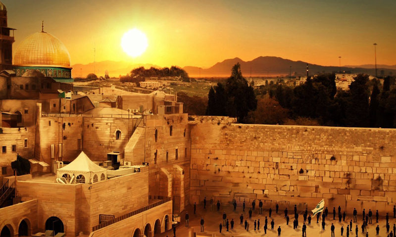 Tour Israele – GERUSALEMME BREAK INFRASETTIMANALE