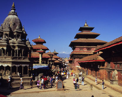 Tour India – Estensione in Nepal