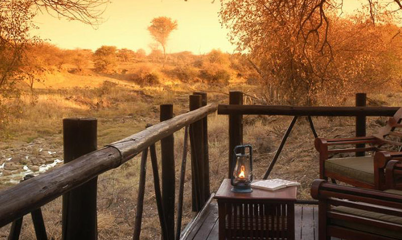 Hotel Kruger e Riserve private – Madikwe River Lodge