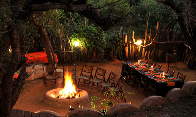 Hotel Kruger e Riserve private – Makalali Lodge