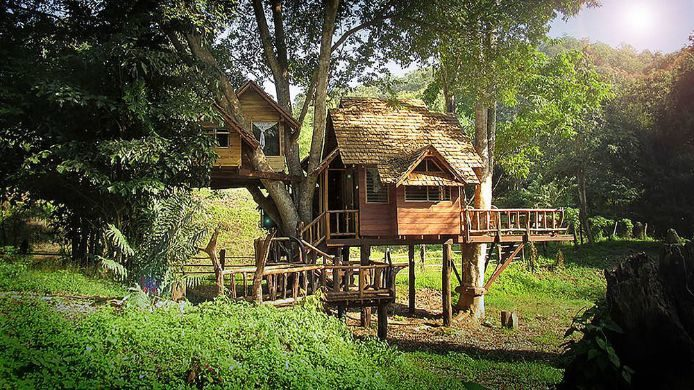 Tour Thailandia – 3D TREE TOP LIVING – CHIANG MAI