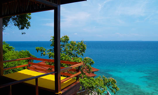 Hotel Tioman – Japa Mala Eco-Luxury Resort