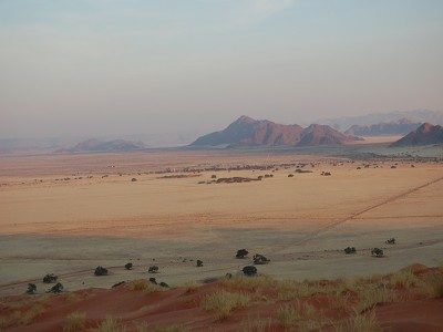 NAMIB TO FALLS ADVENTURE NORTH & SOUTH Crossland plus – (Cod. WGTN)