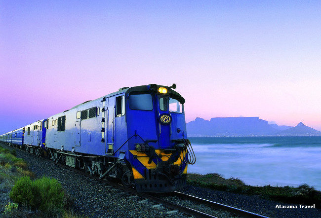Tour Sudafrica – BLUE TRAIN da Pretoria a Cape Town – 1 notte