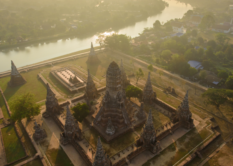 5D SUSTAINABLE THAILAND & ANCIENT CAPITALS