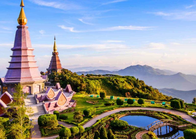 PVT 6D CBT VILLAGE, INTHANON & EXPERIENCE NORTH THAILAND MAR 2019 – 2019