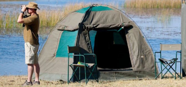 Botswana – Camping Adventurer in 4×4
