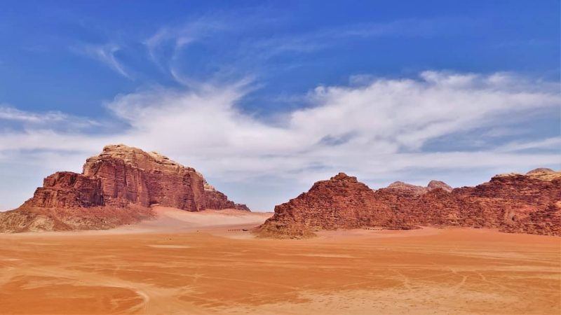 Adventures of Wadi Rum – Tour di 7 notti