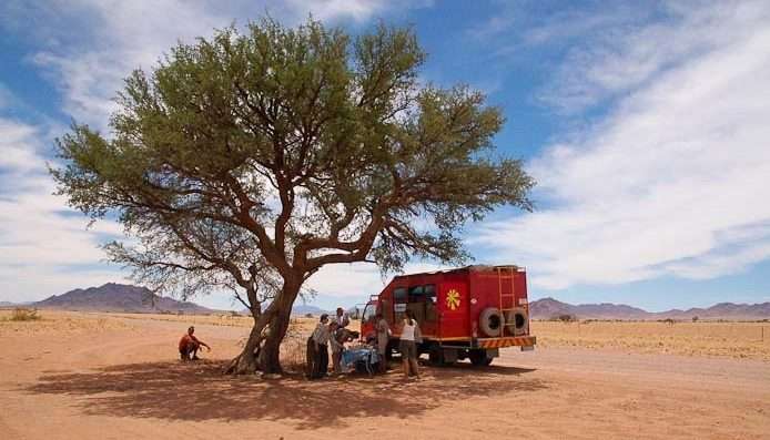 SMALL TOURS GROUP – Namibia e Zambesi Safari