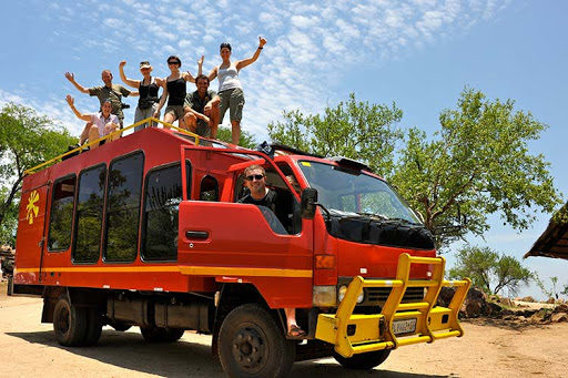 SMALL TOURS GROUP Crossland Plus – Botswana Wild Parks
