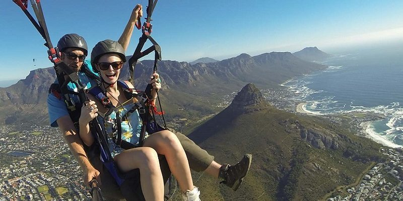CAPE TOWN CON SKYDIVE EXPERIENCE